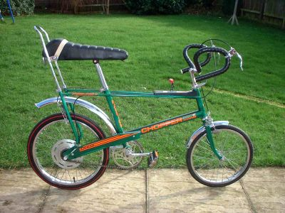 Raleigh Chopper Green Related Keywords & Suggestions