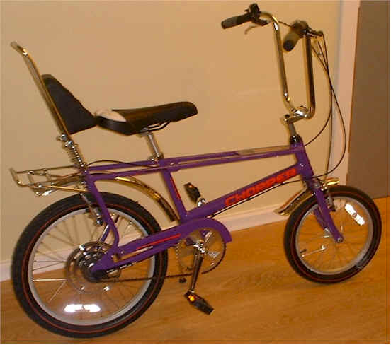 How to date a Raleigh Chopper - Classic Vintage Cycles - The Forum