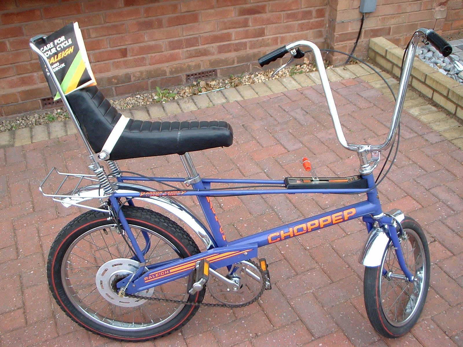 Your Number 1 Online Raleigh Chopper Shop